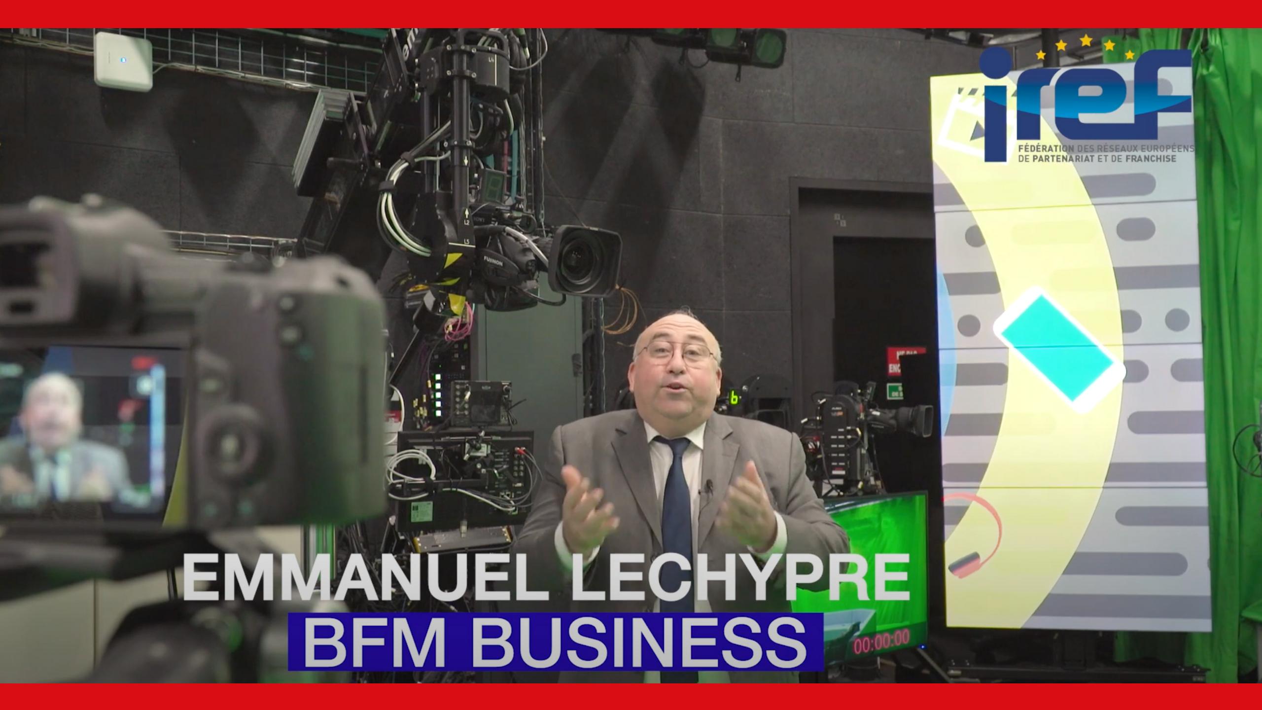 Trophees IREF BFM Business